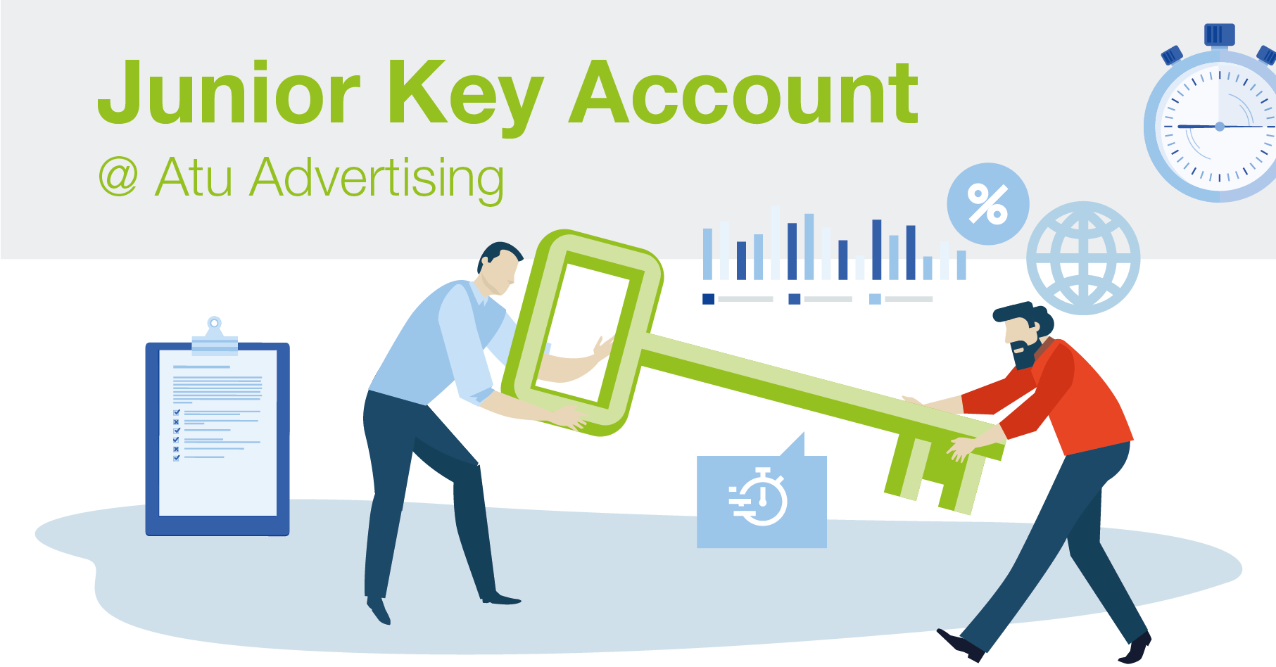 Junior Key Account Atu Advertising