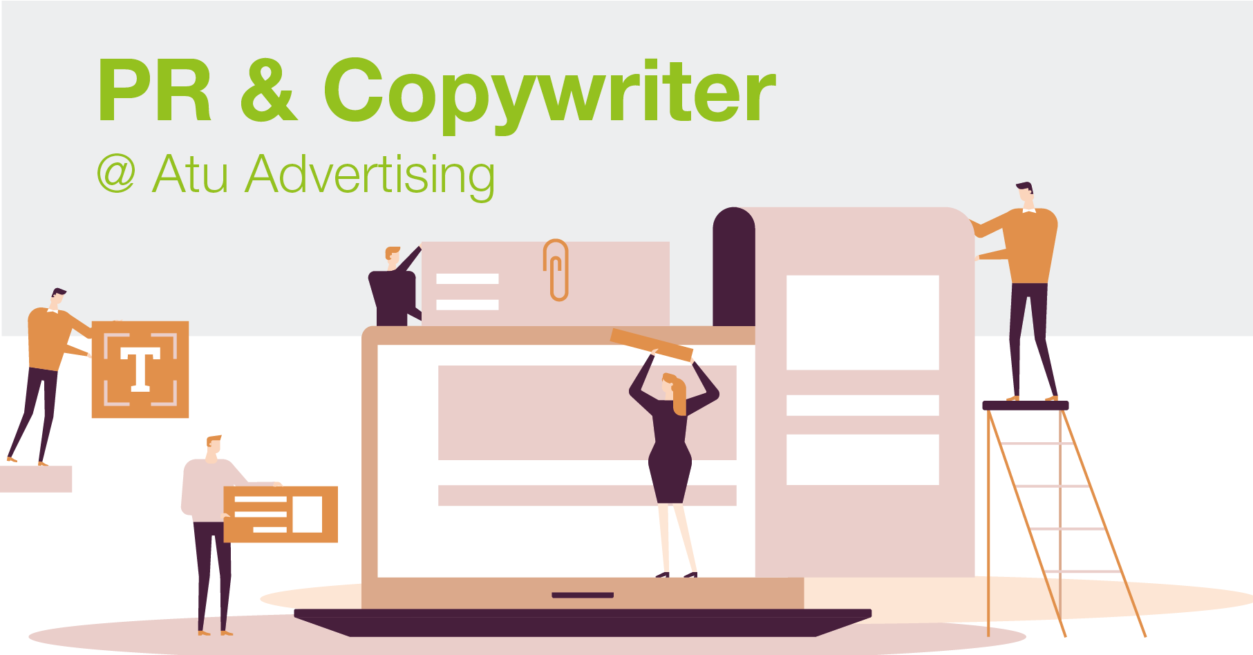 PR Copywriter Atu Advertising Timisoara